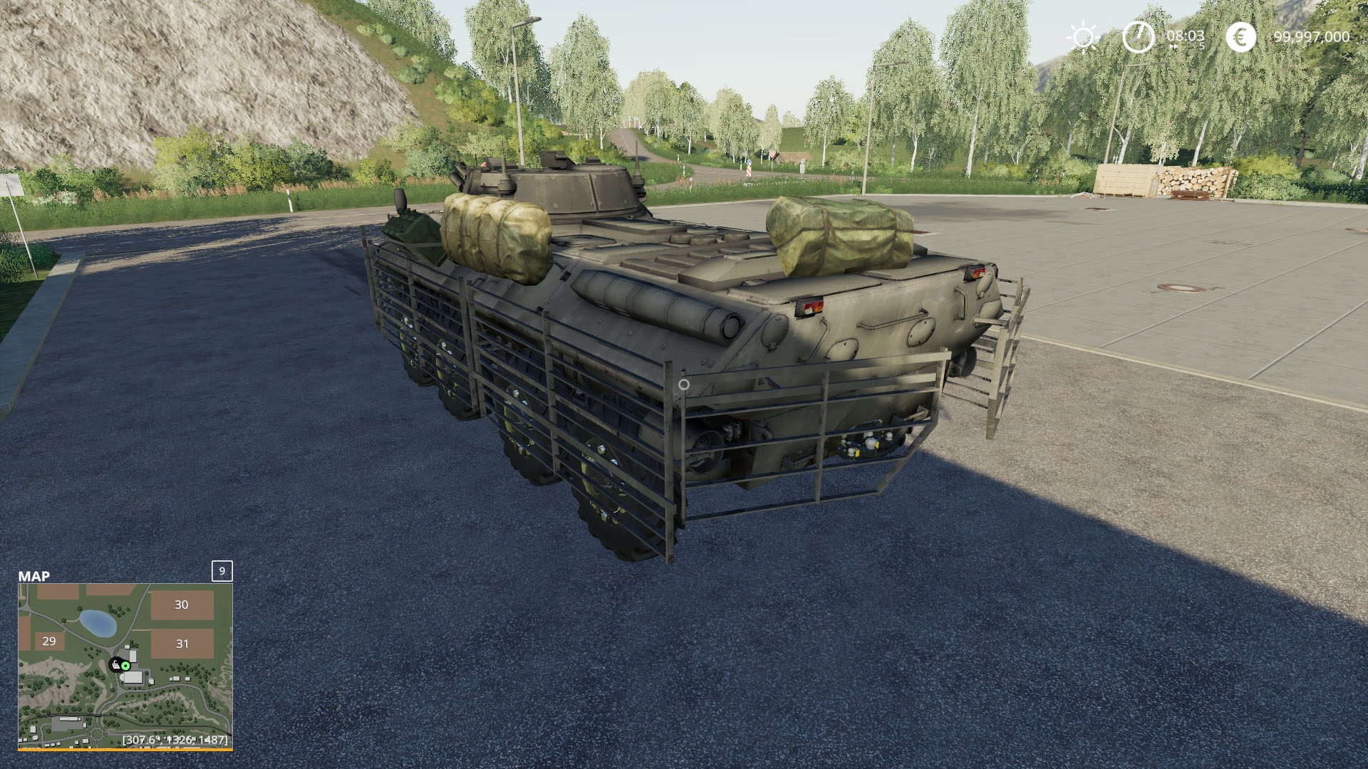 BTR-90 v 1.0