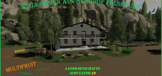 Berghof Felsbrunn by MC Multifruit v 1.0