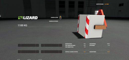 Beton eigenbau gewicht v 1.0