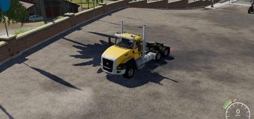 Caterpillar Ct660 v 2.0