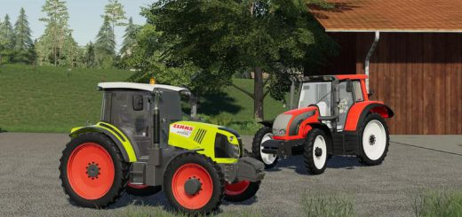 Claas Arion 420 v 1.19