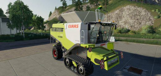 Claas Lexion 770 Stage IV v 1.0