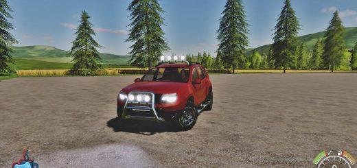 Dacia Duster v 1.0