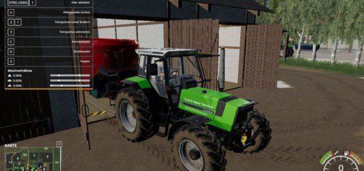 Deutz Fahr Agrostar DX 61 v 1.0
