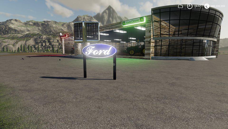 Ford Sign v 1.0