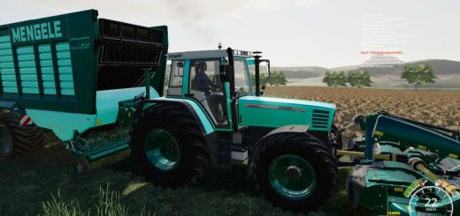 Fendt 500 Vario Sound Edition by SmlehliW v 1.3