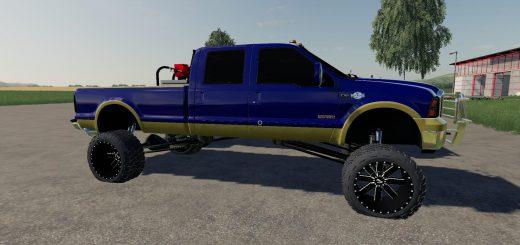 Ford F250 v 1.0