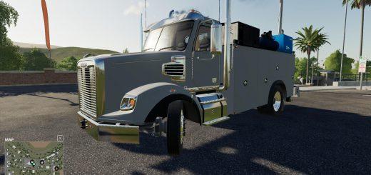 Freightliner Service Truck v 1.0