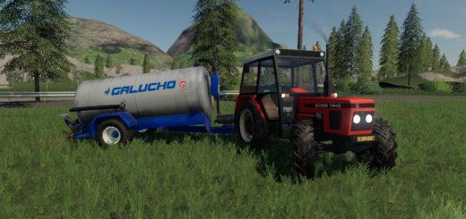 GALUCHO CG9000L by Zetor 6211