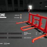 Gnacke Bale Carrier beta