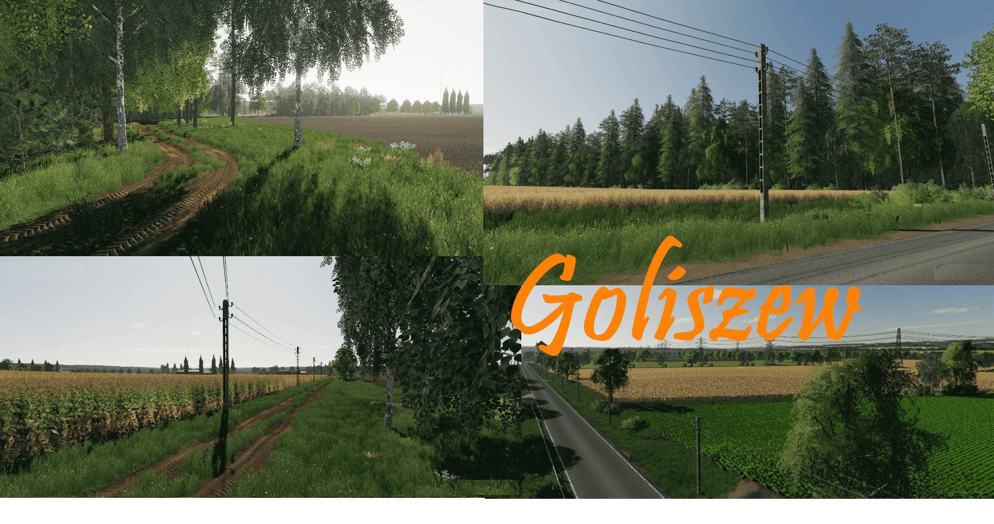 Goliszew v 1.0