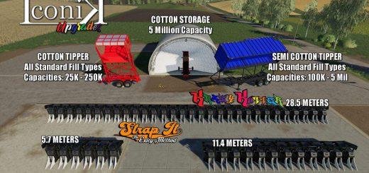 Iconik Cotton Addon Pack v 1.0