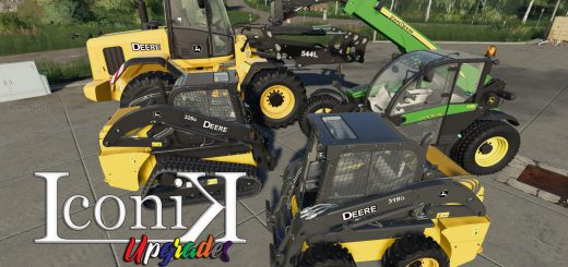 Iconik Deere Pack v 1.0