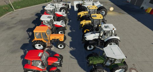 Iconik Tractor Pack v 1.0