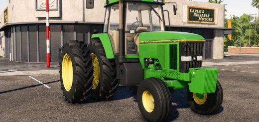 John Deere 7000-7010 SERIES 2WD v 1.0
