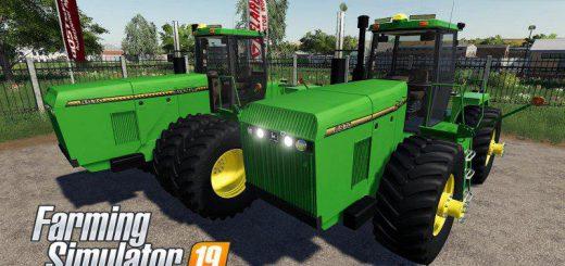 John Deere 89xx 4WD v 1.0