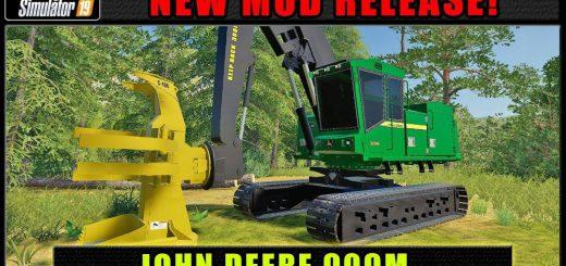 John Deere 909M v 1.0