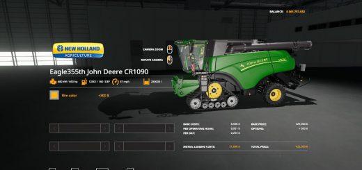 John Deere CR1090 v 1.0