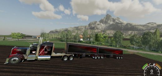 Kenworth Truck & Tippers v 1.0