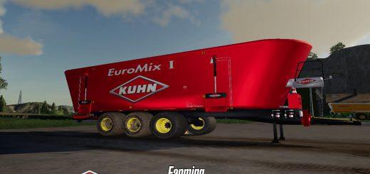 Kuhn Big Mixer Wago BY BOB51160 v 1.0.0.4