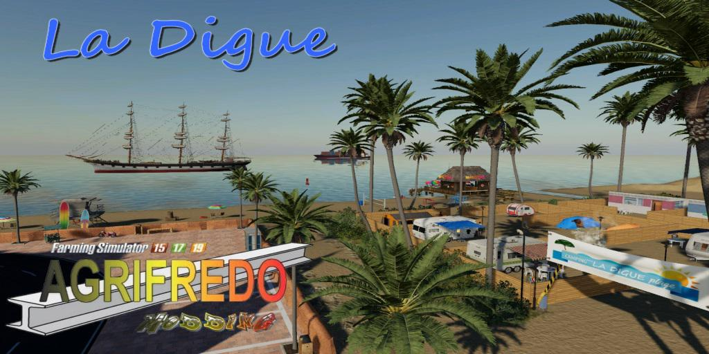 La digue - TP MAP v 1.0