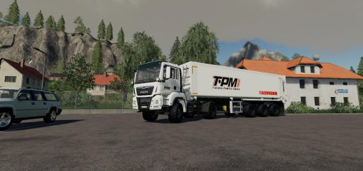 MAN TGS 18500 (TPM VERSION) v 1.0