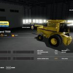 NEW Holland TR99 beta
