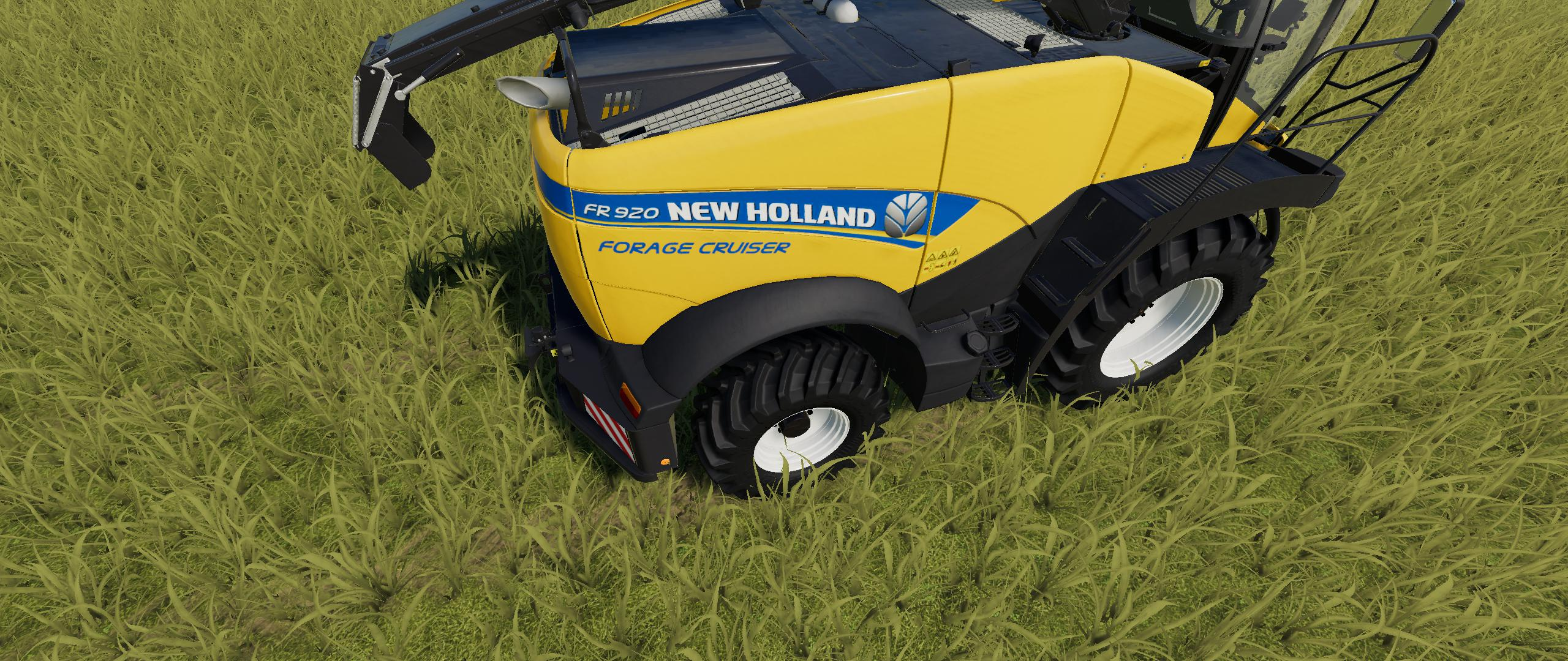 New Holland FR 920 By Gamling v 1.0