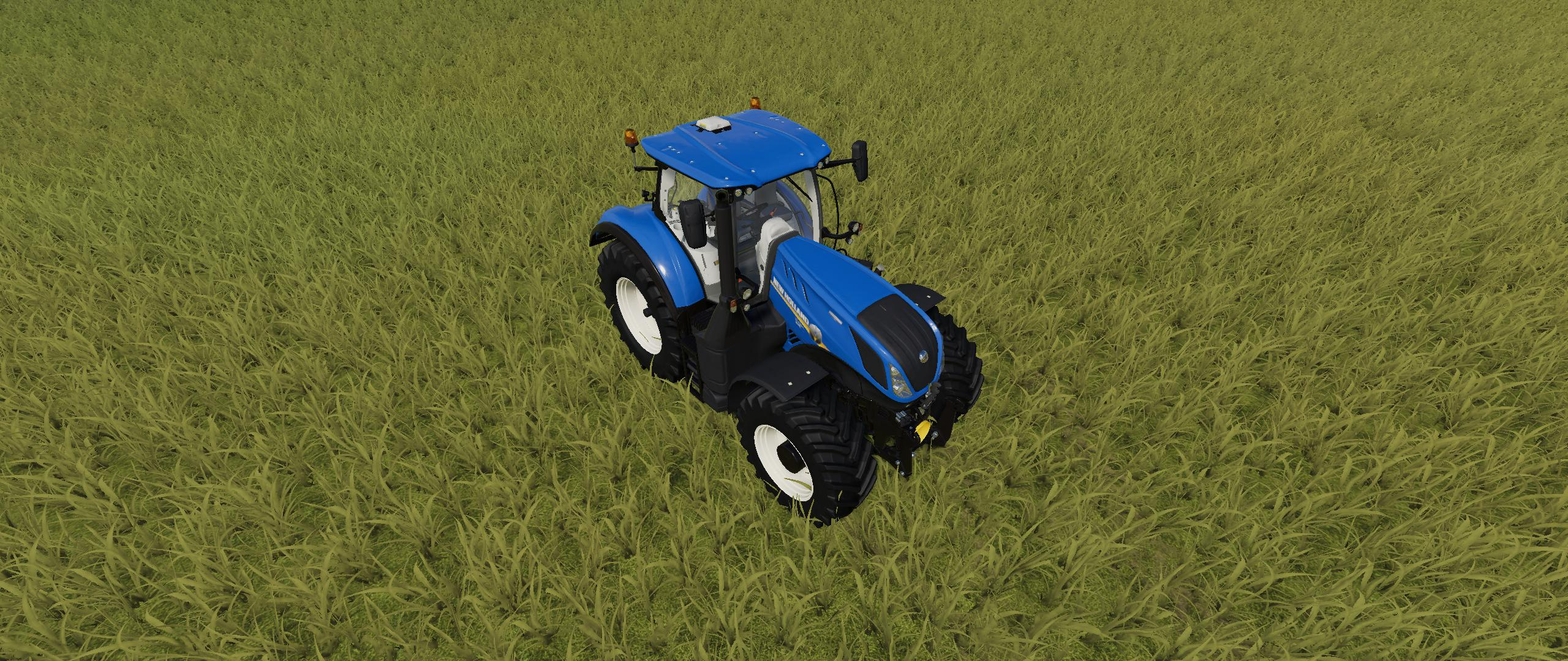 New Holland T7 HD Series By Gamling v 1.0