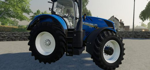 New Holland T7 series v 1.0
