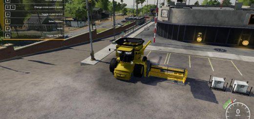 New Holland tr98 beta