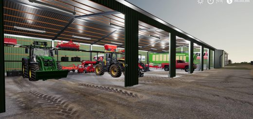 Placable Shed Pack v 1.1