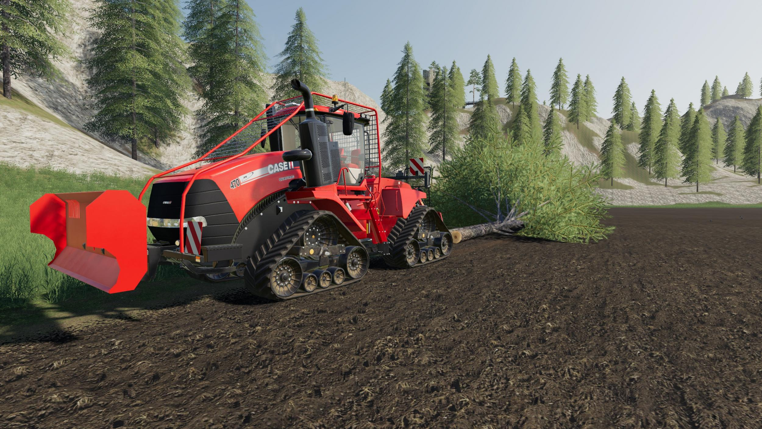 Quadtrac logging series v 1.0