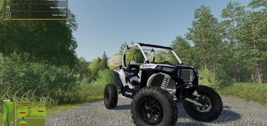 RZR 2 door Full Suspension v 1.0