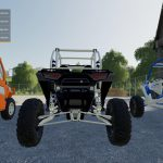 RZR 4 door Full Susupension v 1.0