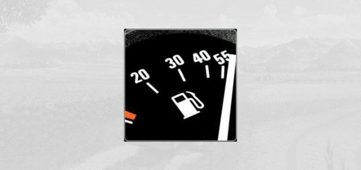 Realistic Fuel Usage v 1.0