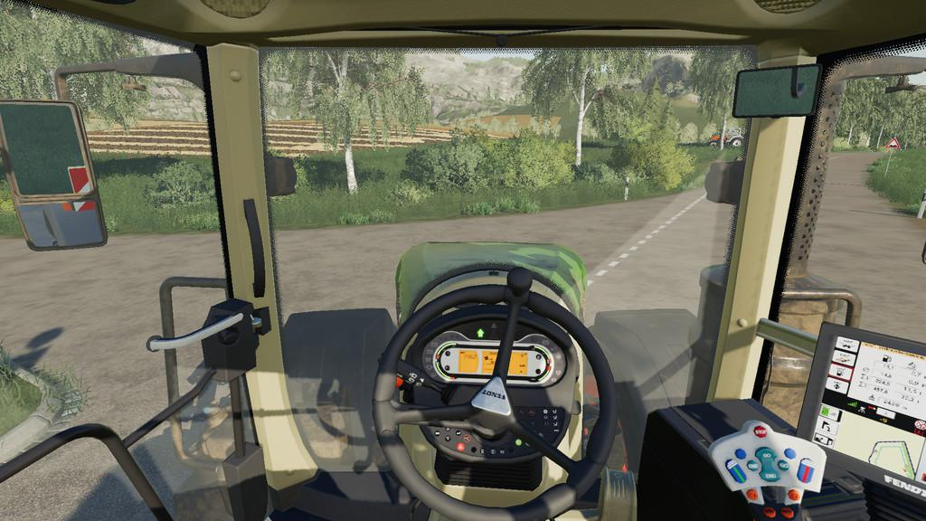 Realistic Steering v 1.0