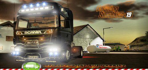 SCANIA SUPER R730 ALIEN v 2.0