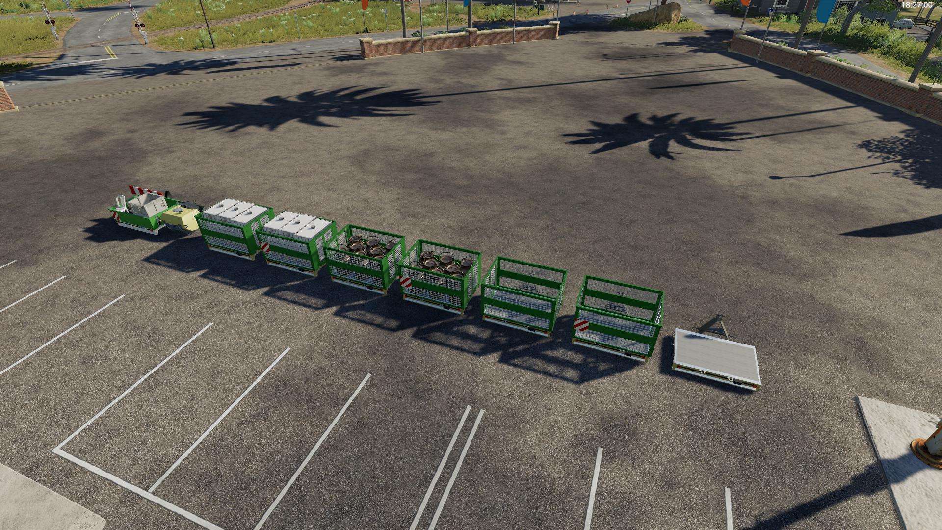 Schleifner Transport und Utility Pack v 1.0