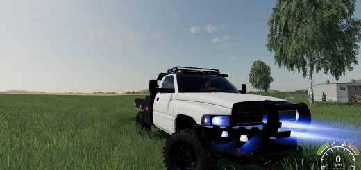 Second Gen Flatbed v 1.0