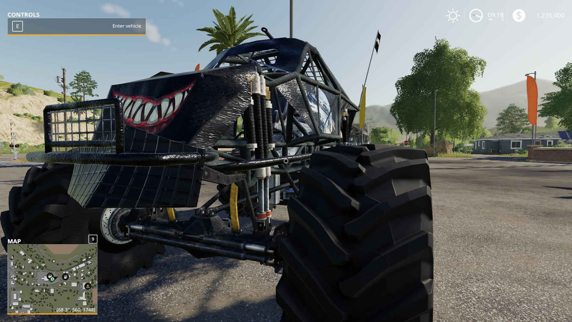 Slayer Monster truck v 1.0