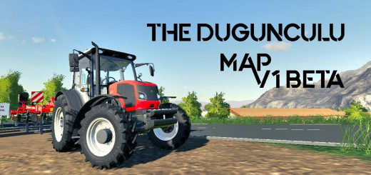 The Dugunculu Map V 1.0
