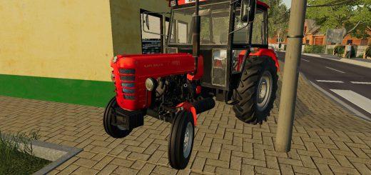 Ursus 4011 Czerwony v 2.0