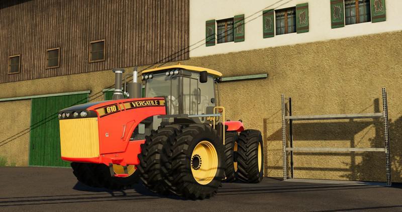 Versatile 610 4WD v 1.0