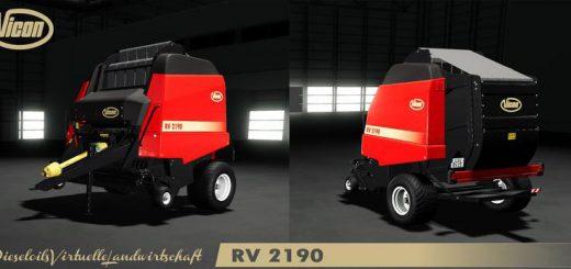 Vicon RV 2190 v 1.0