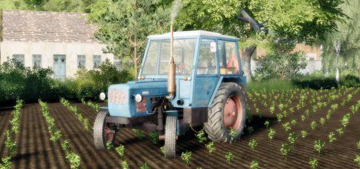 Zetor 6711 Old v 1.0