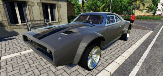 1968 Ice Charger v 1.0