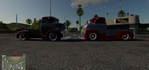 48 Chevy COE Pickup v 1.0