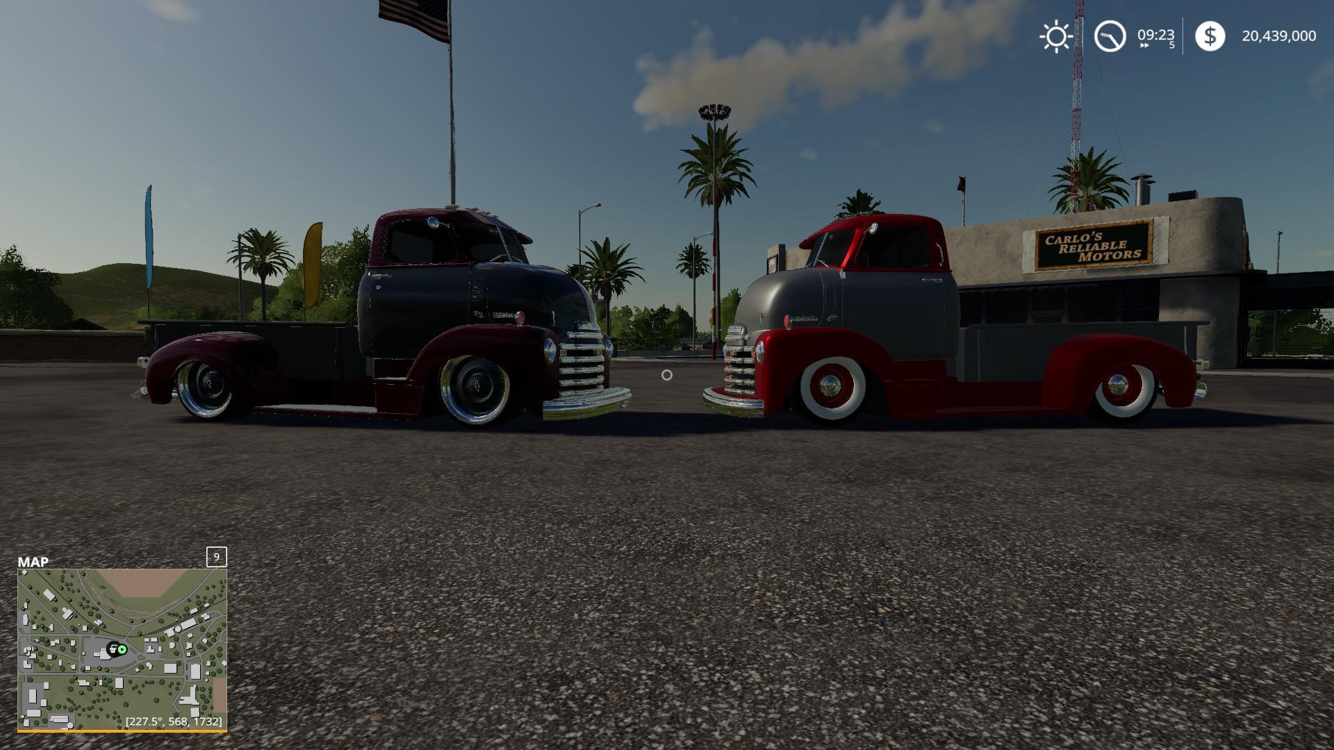 48 Chevy COE Pickup v 1.0 | FS19 mods, Farming simulator ...