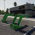 Alo Frontloader Trima and Quicke v 1.0